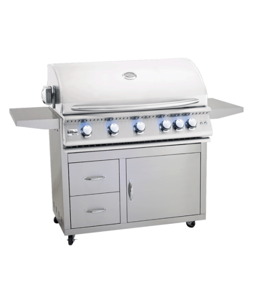 Summerset SIZZLER PRO 40″ Gas Grill on Cart