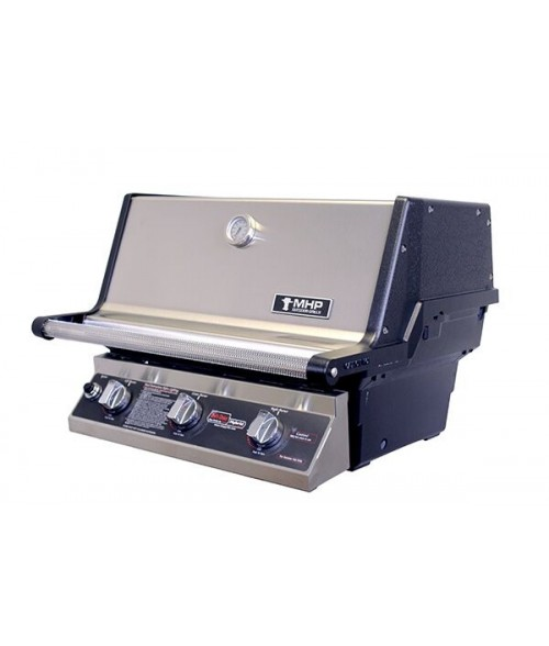 MHP Heritage Series TRG2 Infrared Built-In Gas Grill (574 sq in)