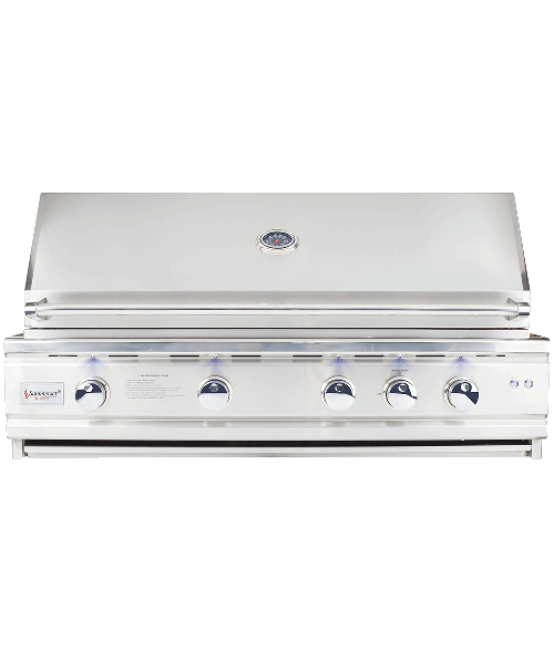 Summerset TRLD Deluxe 44″ Built-in Gas Grill
