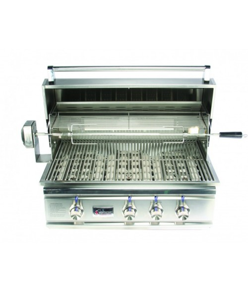Summerset TRL 32″ Stainless Steel Built-in Gas Grill