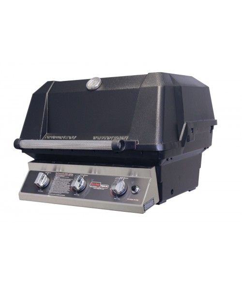 MHP Heritage Series WRG4DD Infrared Built-In Gas Grill (574 sq in)